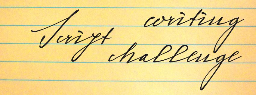 Script writing challenge